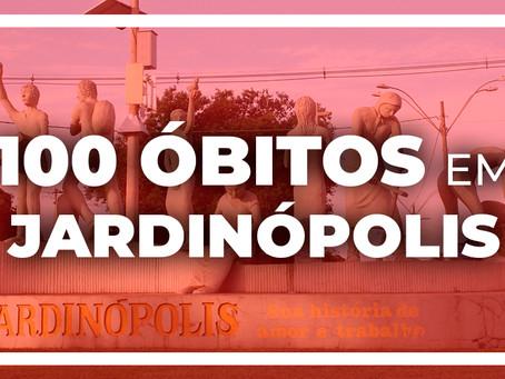 Editorial: Mais de 100 óbitos em Jardinópolis pela Covid-19