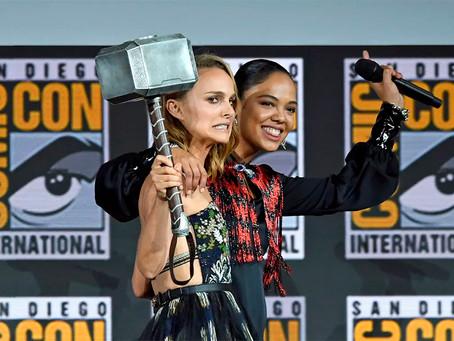Thor 4: Natalie Portman será a nova Thor e Valquíria a primeira heroína LGBT+