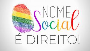 Projeto aprovado na Câmara permite a travestis e transexuais usarem o Nome Social