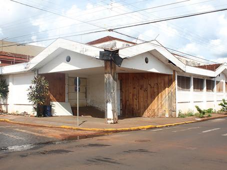 Vice-prefeito alega que antiga SERIB será o novo Centro Cultural de Jardinópolis