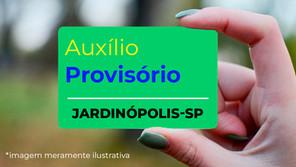 Auxílio Provisório é aprovado pela Câmara de Jardinópolis