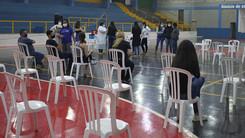 13 vacinados com a chamada xepa em Jardinópolis