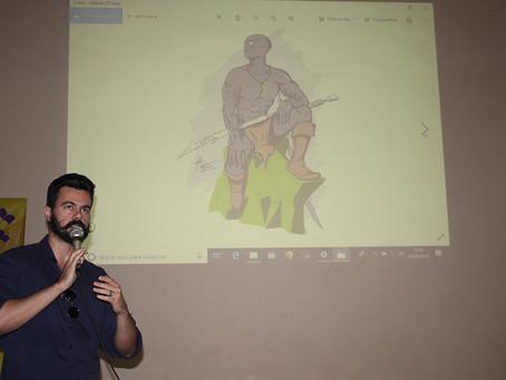 Projeto Viagem Literária trás para Jardinópolis o escritor Affonso Solano