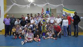 Amigos do Copo é campeão do 30° Campeonato de Futsal de Jurucê