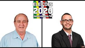 2 candidatos a prefeito indeferidos em Jardinópolis
