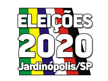 ELEIÇÕES 2020: Terminaram as convenções municipais de Jardinópolis