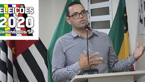 Deferida a candidatura de Ganda Filho após risco de não participar das Eleições 2020 em Jardinópolis