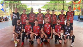 Falcões Jardinópolis estão na final da Copa Palestra Itália de Vôlei