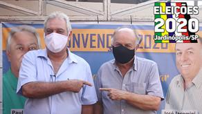 ELEIÇÕES 2020: Convenções - Paulo José Brigliadori-Cidadania