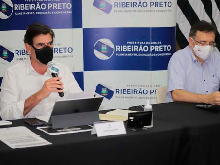 Ribeirão Preto vai fechar até padarias e mercados para conter Covid; prefeito fala em lockdown