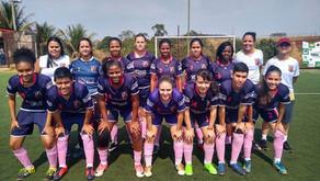 Equipe Veteranas FC representa Jardinópolis na Liga Toca Bola