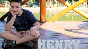 Em Foco: Aniversário Henry