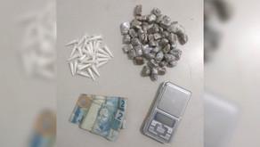 Adolescente traficando é detido em Jardinópolis