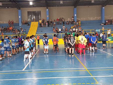 Campeonato de Futsal Juventude em Ação