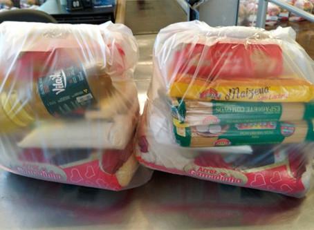 Kit Alimentação começa a ser entregue em Jardinópolis