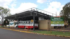 Rodoviária de Jardinópolis ainda com problemas