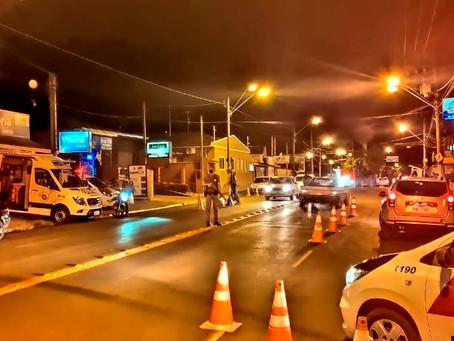 'Operação Pancadão' realizada neste final de semana vistoriou mais de 50 veículos em Jardinópolis