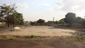 Galpão do Agronegócio foi demolido e o futuro do local é incerto
