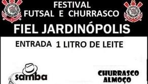 Festival Fiel Jardinópolis no Centro Esportivo