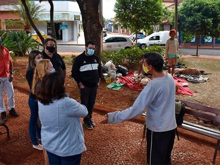 Nova comissão busca soluções para as necessidades da população em situação de rua em Jardinópolis