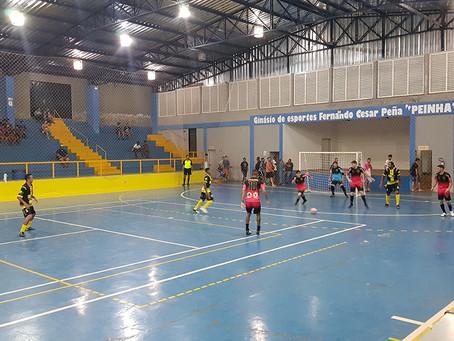 Resultados da Série Prata do Campeonato Municipal de Futsal