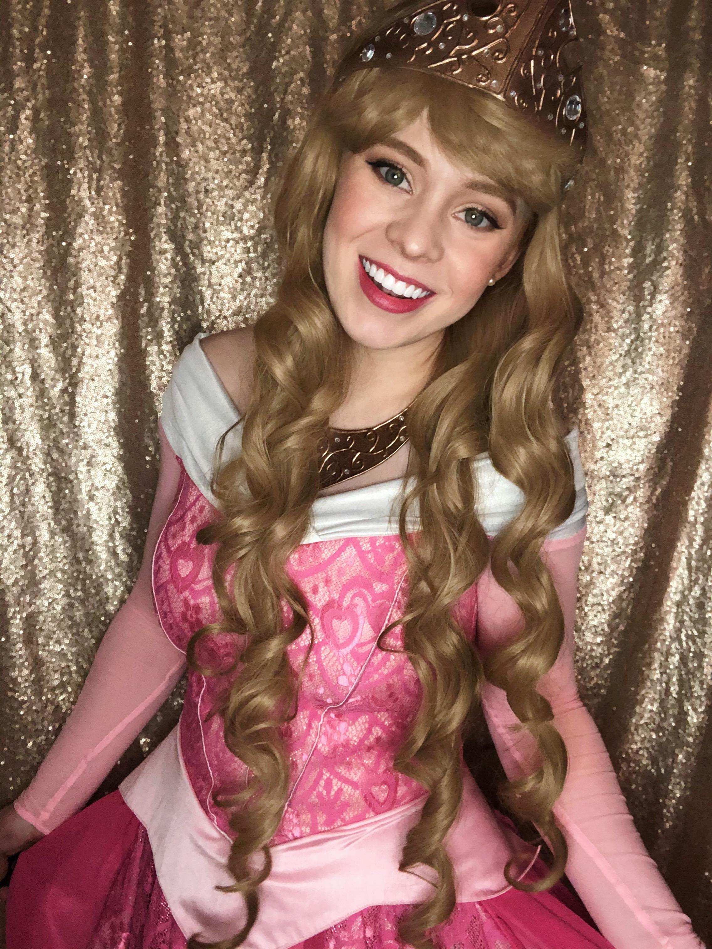 Sleeping Beauty Virtual Princess