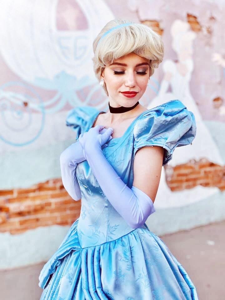 Cinderella Virtual Princess