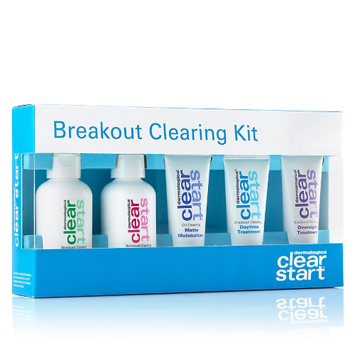Skin Kit - Clear Start Breakout Clearing Kit