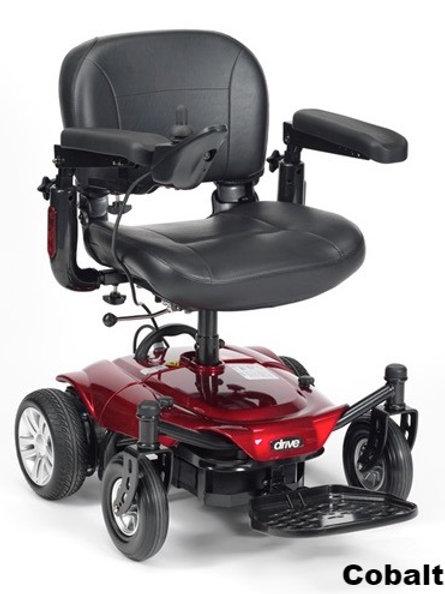 Electric Wheelchair Drive Cobalt-Transportable