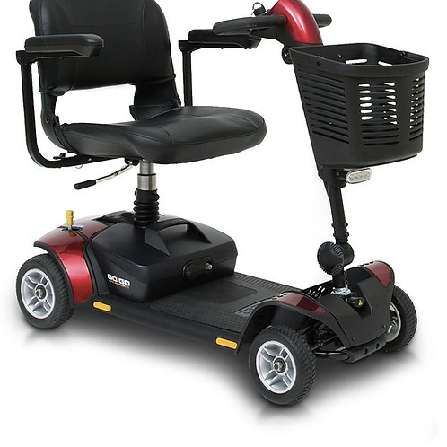 Go-Go Elite Traveller LX Mobility Scooter