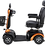 Thumbnail: Van Os Excel Roadster DX8 Class 3 Mobility Scooter