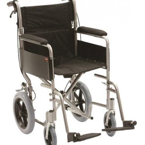 Superlight Aluminium Transit Wheelchair