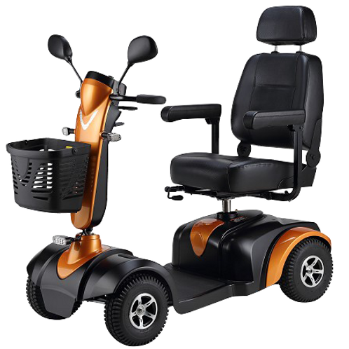 Van Os Excel Roadster DX8 Class 3 Mobility Scooter