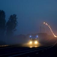 Ночное шоссе