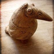 белая ворона (керамика)