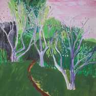 Цветущие яблони (Лианозово)