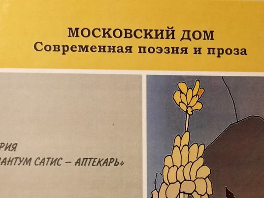 «Квантум сатис – Аптекарь» – «Книга Прикосновений»