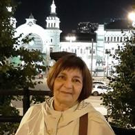 Кадрия Галеева