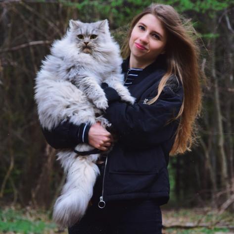 Маша Волк
