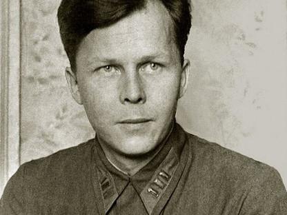 110 лет со дня рождения Александра Трифоновича Твардовского