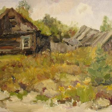 Липовка, дом Наташи Селиваненко