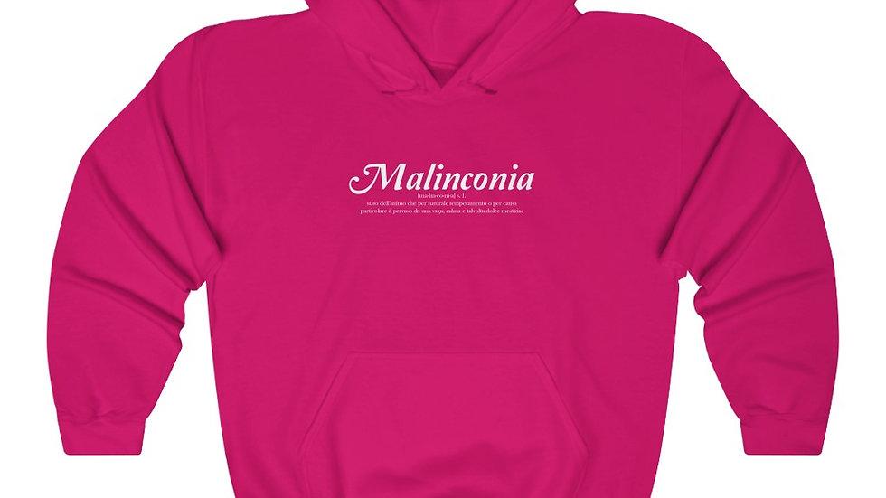 Felpa Malinconia Eliconia - Edizione in tiratura limitata (10 pezzi)