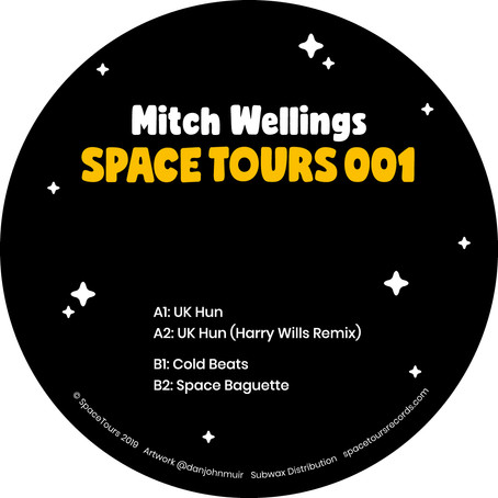 Fill Your Ears | Mitch Wellings - Space Tours 001