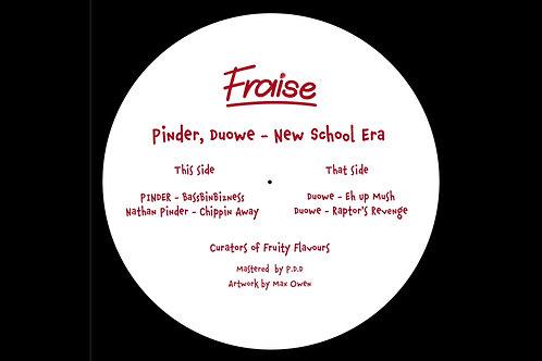 NEW SCHOOL ERA - PINDER & DUOWE | FRAISE RECORDS [STRAWB003]