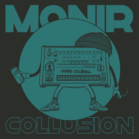 PREVIEW   Monir - Collusion EP [More Cowbell]