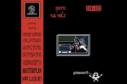 SPORTS VARIOUS ARTISTS - SPORTS RECORDS [SVA002]