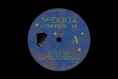 COMPANION EP - EASY TOUCH & DJ I.D | 3 FEET DEEP [3FD004]