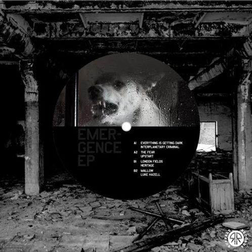 RUFFSET RECORDS V/A - EMERGENCE EP [RRL002]
