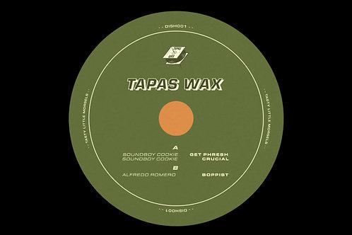SOUNDBOY COOKIE & ALFREDO ROMERO | TAPAS WAX [DISH001]