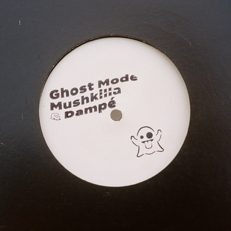 PREMIERE | Dampé + Mush Killa - Ghost Mode (Dub) [XVI Records]
